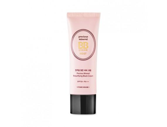 [ETUDE HOUSE] Precious Mineral Beautifying Block Cream Moist - 45g
