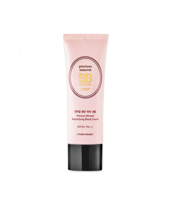 [ETUDE HOUSE] Precious Mineral Beautifying Block Cream Moist - 45g