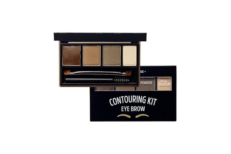 W-[ETUDE HOUSE] Brow Contouring Kit - 3.8g x 10ea