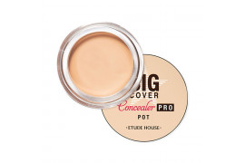 W-[ETUDE HOUSE] Big Cover Pot Concealer Pro - 4g x 10ea