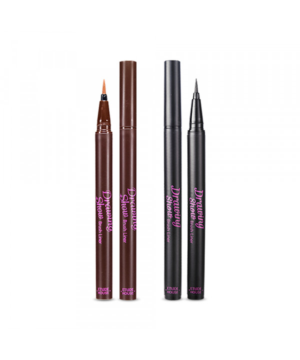[ETUDE HOUSE] Drawing Show Brush Liner - 0.6g