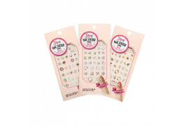 W-[ETUDE HOUSE] Play Nail Sticker Jewel - 1pcs x 10ea