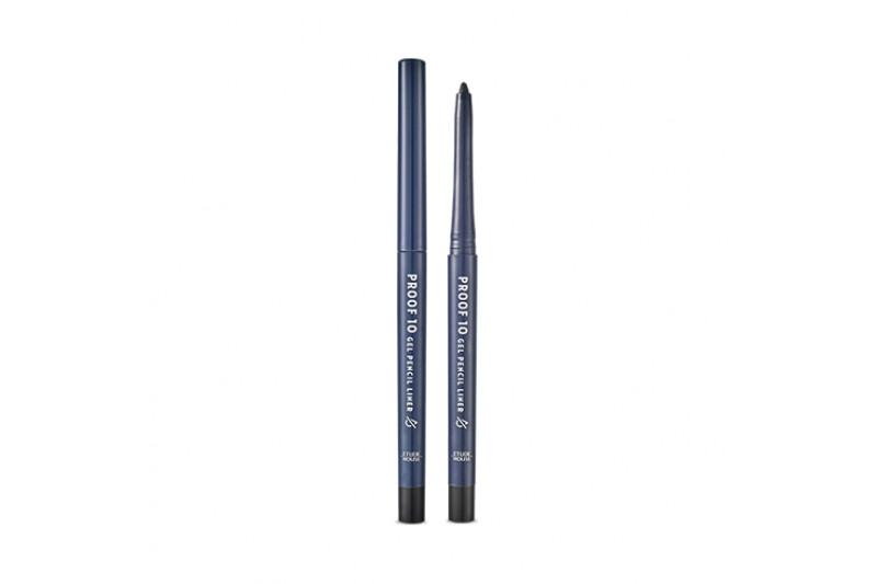 [ETUDE HOUSE] Proof 10 Gel Pencil Liner - 0.3g