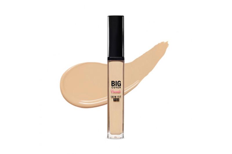 [ETUDE HOUSE] Big Cover Skin Fit Concealer Pro - 7g