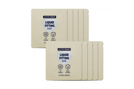 [ETUDE HOUSE_Sample] Active Proof Liquid Fitting Base Samples - 10pcs No.Light Beige