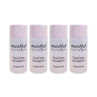 [ETUDE HOUSE_Sample] Moistfull Collagen Facial Toner Samples - 15ml x 4ea