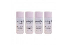 [ETUDE HOUSE_Sample] Moistfull Collagen Facial Toner Samples - 15ml x 4ea