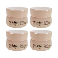 [ETUDE HOUSE_Sample] Moistfull Collagen Cream Samples - 10ml x 4ea