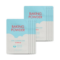 [ETUDE HOUSE_Sample] Baking Powder Pore Cleansing Foam Samples - 10pcs