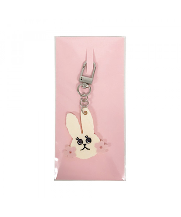 [ETUDE HOUSE_Sample] Heart Blossom Key Ring Sample - 1pcs