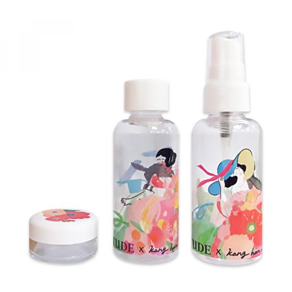 [ETUDE HOUSE_Sample] Skin Care Bottle Set Sample - 1pack (3items)