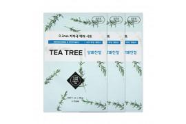 [ETUDE HOUSE_Sample] 0.2 Therapy Air Mask Samples - 3pcs No.Tea Tree