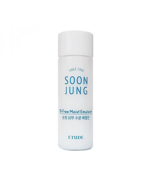 [ETUDE HOUSE_Sample] Soon Jung 10 Free Moist Emulsion Sample - 25ml