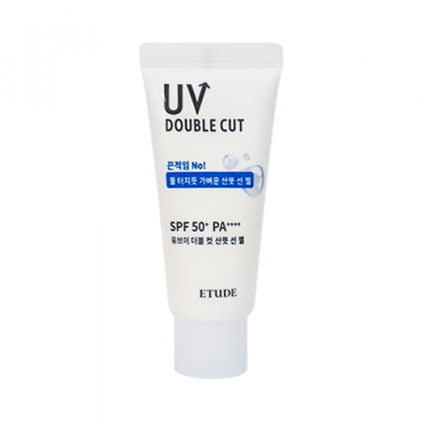 [ETUDE HOUSE_Sample] UV Double Cut Fresh Sun Gel Sample - 20ml (SPF50+ PA++++)