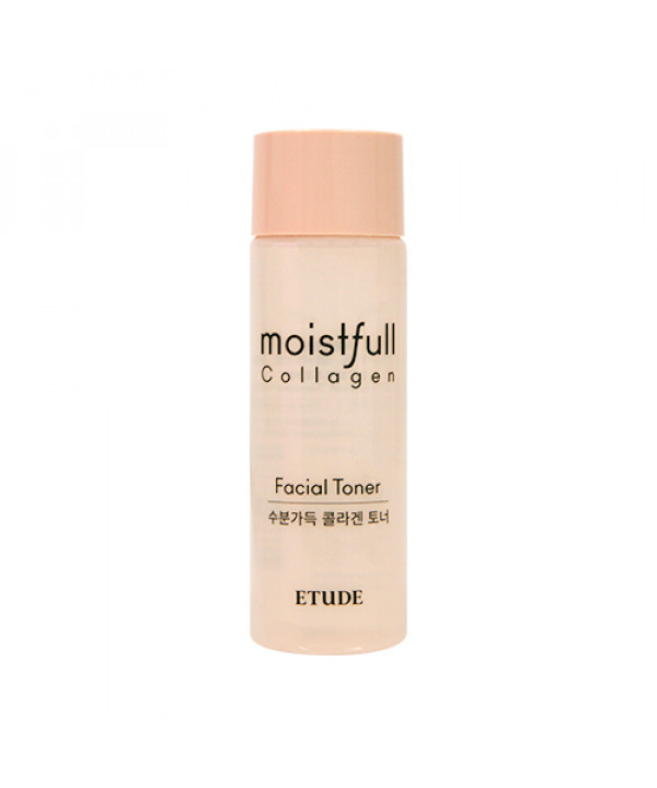 [ETUDE HOUSE_Sample] Moistfull Collagen Facial Toner Sample - 25ml