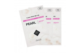 [ETUDE HOUSE_Sample] 0.2 Therapy Air Mask Samples - 3pcs No.Pearl