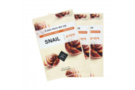[ETUDE HOUSE_Sample] 0.2 Therapy Air Mask Samples - 3pcs No.Snail