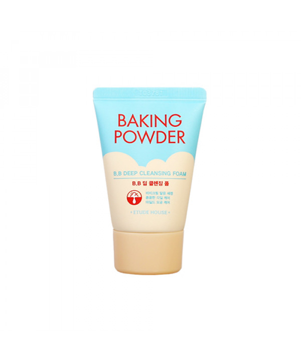 [ETUDE HOUSE_Sample] Baking Powder BB Deep Cleansing Foam Sample - 30ml