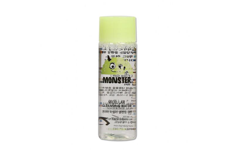 [ETUDE HOUSE_Sample] Monster Micellar Cleansing Water Sample - 25ml