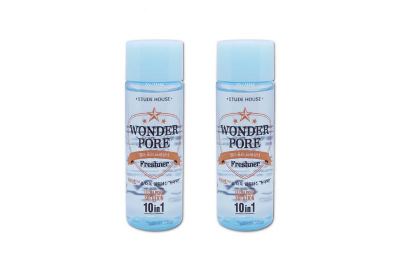 [ETUDE HOUSE_Sample] Wonder Pore Freshner Samples - 25ml x 2ea