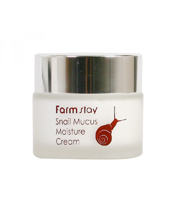 [FARM STAY] Snail Mucus Moisture Cream - 50g