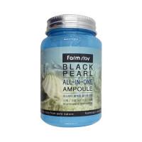 [FARM STAY] Black Pearl All In One Ampoule - 250ml