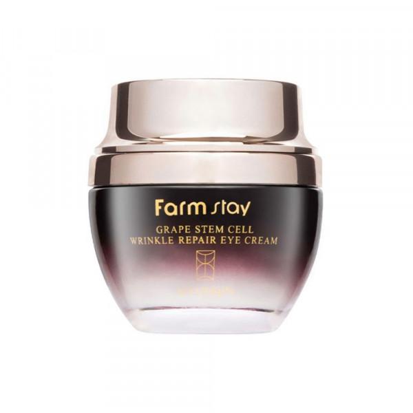 [FARM STAY] Grape Stem Cell Wrinkle Repair Eye Cream - 50ml