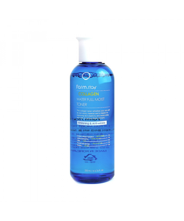 [FARM STAY] Collagen Water Full Moist Toner - 200ml