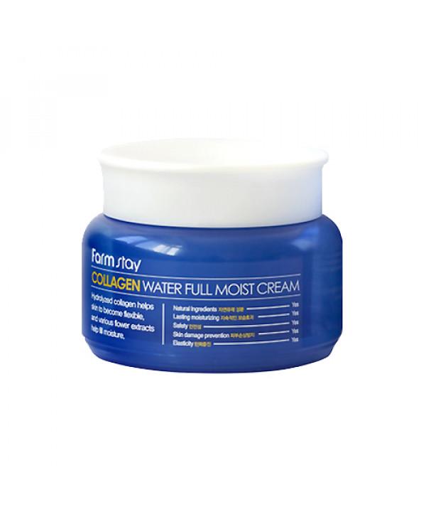 [FARM STAY] Collagen Water Full Moist Cream - 100g