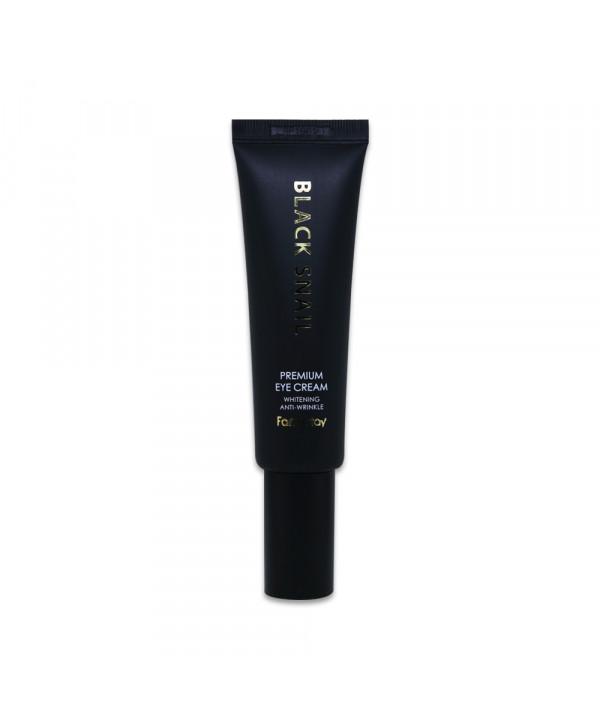 [FARM STAY] Black Snail Premium Eye Cream - 50ml