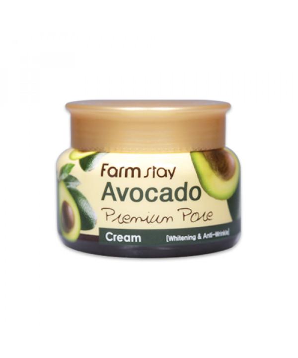[FARM STAY] Avocado Premium Pore Cream - 100g