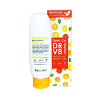 [FARM STAY] Dr.V8 Vitamin Brightening Peeling Gel - 150ml