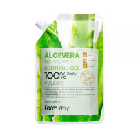 [FARM STAY] Moisture Soothing Gel Aloevera - 100ml