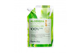 [FARM STAY] Moisture Soothing Gel Aloevera - 100ml