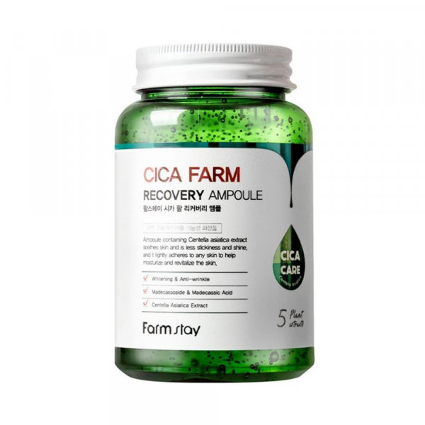 [FARM STAY] Cica Farm Recovery Ampoule - 250ml