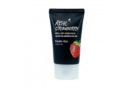 [FARM STAY] Real Strawberry Peel Off Nose Pack - 60g