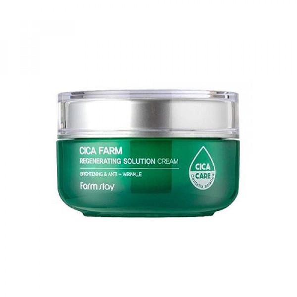 [FARM STAY] Cica Farm Regenerating Solution Cream - 50ml