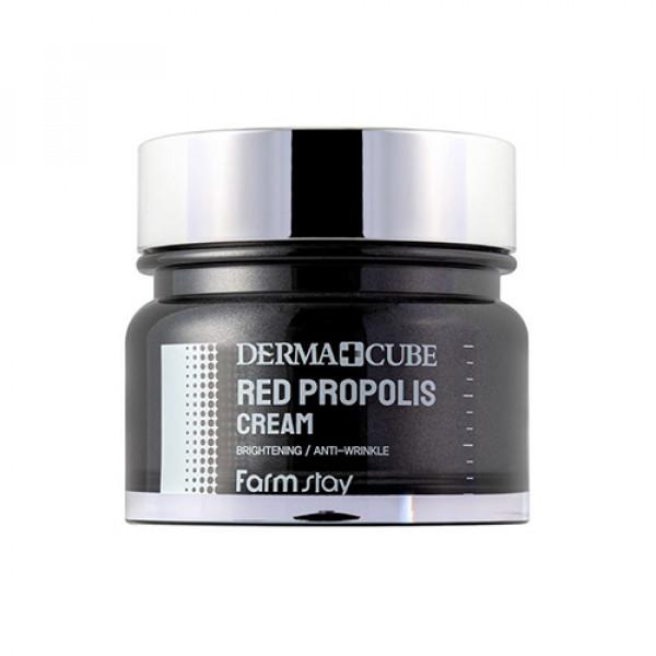 [FARM STAY] Derma Cube Red Propolis Cream - 80ml