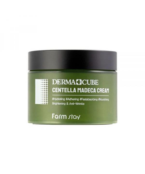 [FARM STAY] Derma Cube Centella Madeca Cream - 100g