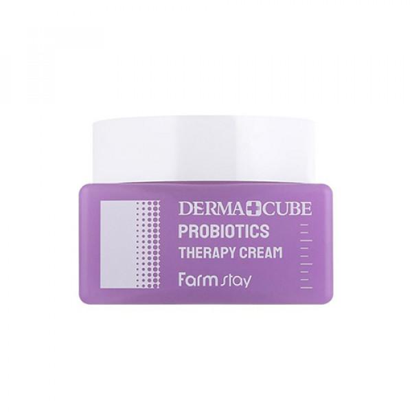 [FARM STAY] Derma Cube Probiotics Therapy Cream - 50ml