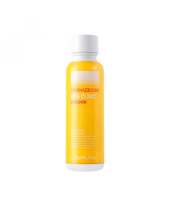 [FARM STAY] Derma Cube Vita Clinic Emulsion - 120ml