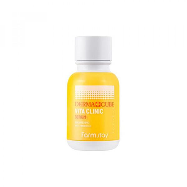 [FARM STAY] Derma Cube Vita Clinic Serum - 50ml