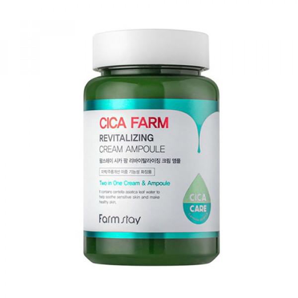[FARM STAY] Cica Farm Revitalizing Cream Ampoule - 250ml