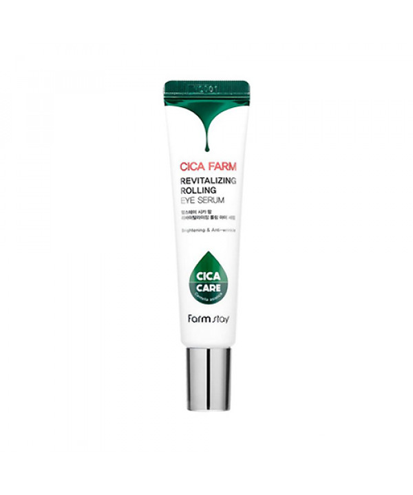 [FARM STAY] Cica Farm Revitalizing Rolling Eye Serum - 25ml