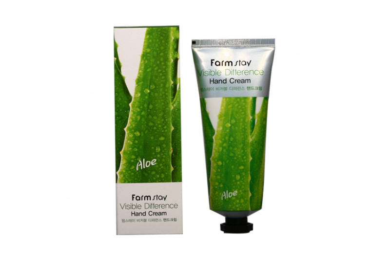 [FARM STAY] Visible Difference Hand Cream - 100g