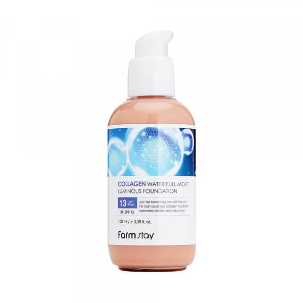 [FARM STAY] Collagen Water Full Moist Luminous Foundation - 100ml