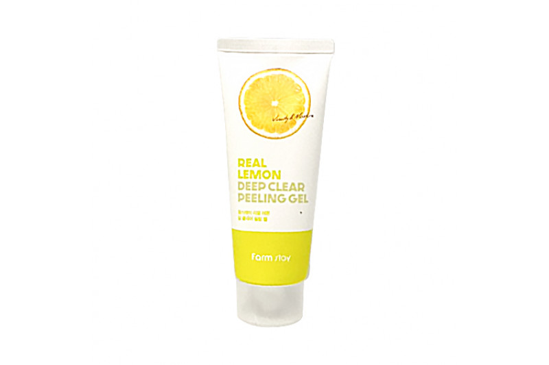 [FARM STAY] Real Deep Clear Peeling Gel - 100ml