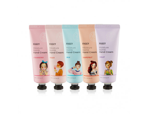 [FASCY] Moisture Bomb Hand Cream - 40ml