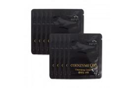 [Flor De Man_Sample] Coenzyme Q10 Cleansing Cream Samples - 10pcs