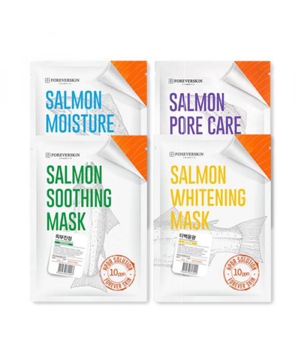 [FOREVER SKIN] Salmon Mask - 1pcs